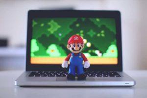 マリオゲームの画像